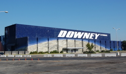 Downey Studios, California