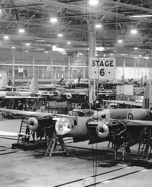 Leavesden The De Havilland Engine Company Ltd