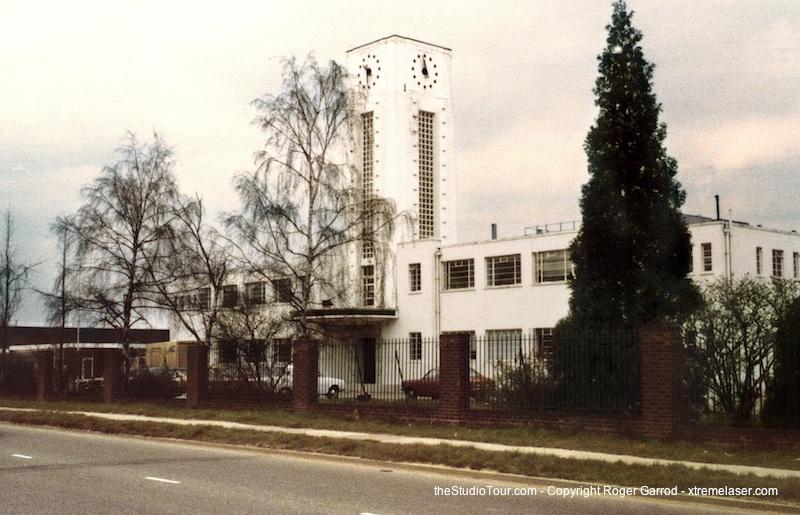Mgm Studios Borehamwood Mgm Borehamwood Admin Building