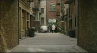 Bruce Almighty - 6 - Gang in alley off Brownstone Street (still from DVD release)