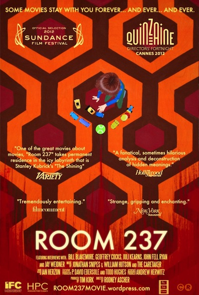 Poster - Room 237 Movie