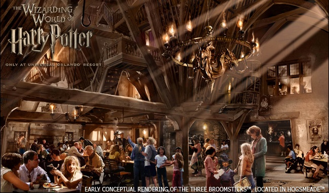 Resultado de imagem para universal orlando resort harry potter