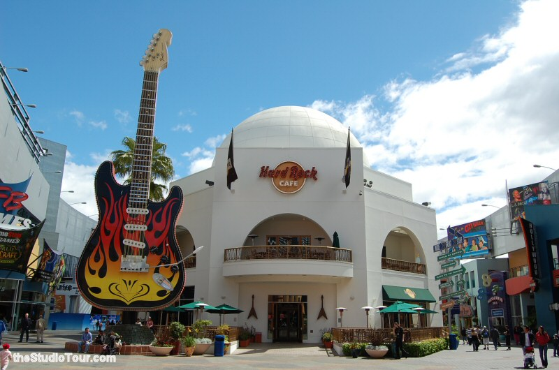Hard Rock Cafe Universal Studios Hollywood