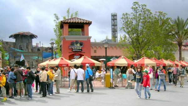 The Studiotour Com Universal Studios Hollywood Food
