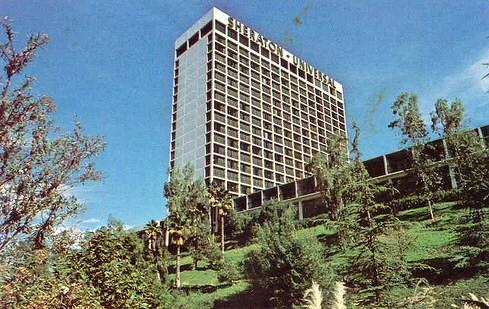 Sheraton Hotel Photo Courtesy Universalstonecutter