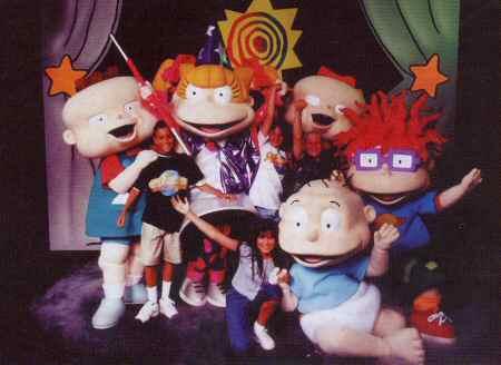 The Studiotour Com Universal Studios Hollywood Rugrats