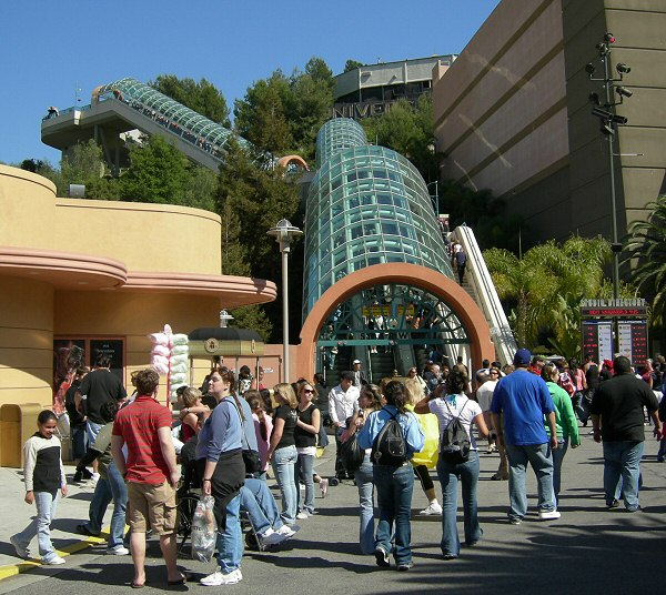 The Studiotour Com Universal Studios Hollywood Starway