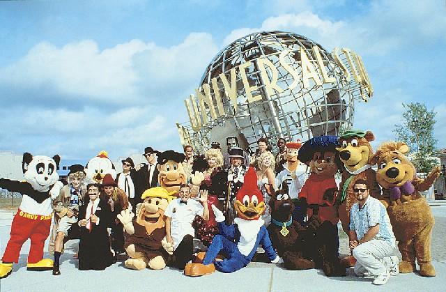 Cartoon Characters Universal Studios : Universal studios cartoons and characters