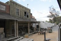 Denver Street - After 2010 - 53 - Trailers parked where there were sets (Sept 2011) (c) theStudioTour.com