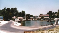 The Jaws Lake as seen in 1987 (photo courtesy Dean Mardon)