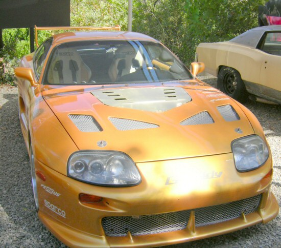 Toyota Supra Fast And Furious Collection Photos