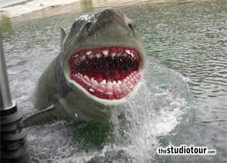 Jaws - theStudioTour com
