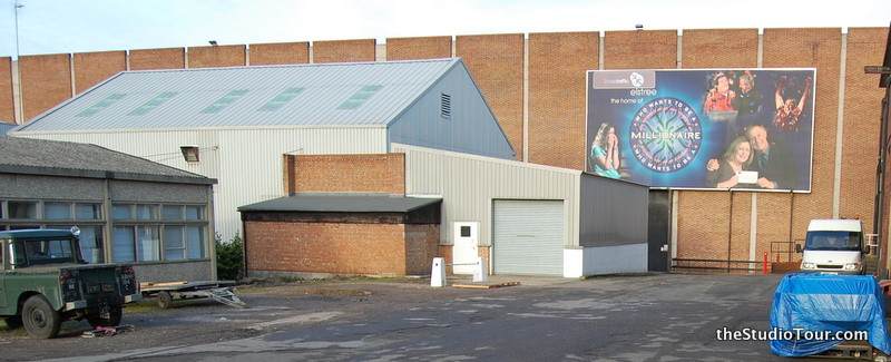 Bbc Studios Elstree Tour