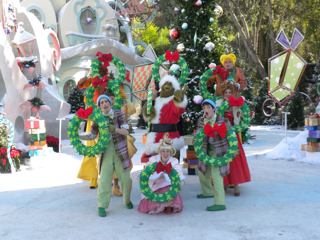 Grinchmas (seasonal) - theStudioTour.com