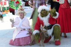 Grinchmas on the Whoville sets - 2009