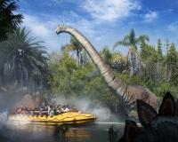 Jurassic Park Ride 2