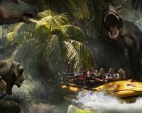 Jurassic Park Ride 3