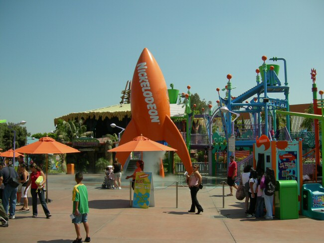 Tour Of Nickelodeon Studios Hollywood