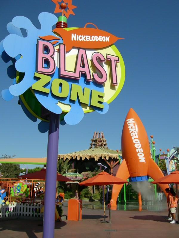 Nickelodeon Blast Zone Thestudiotour Com