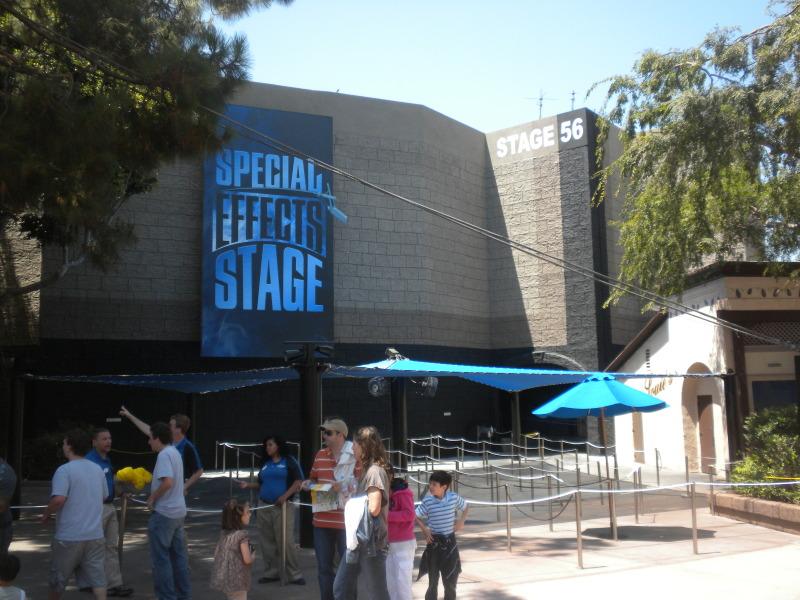 The impact of universal studios