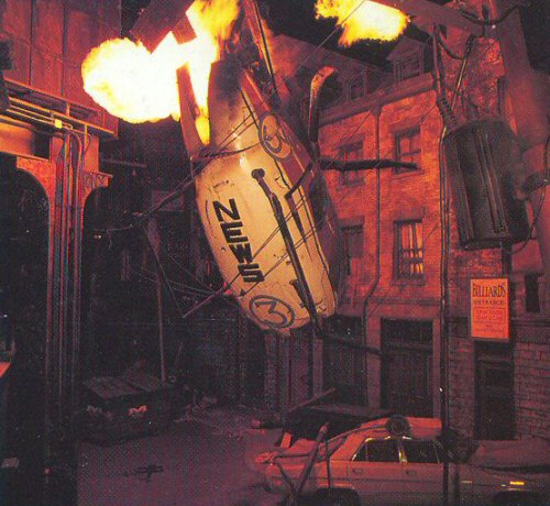 T J Kong Ride The Bomb: TheStudioTour.com