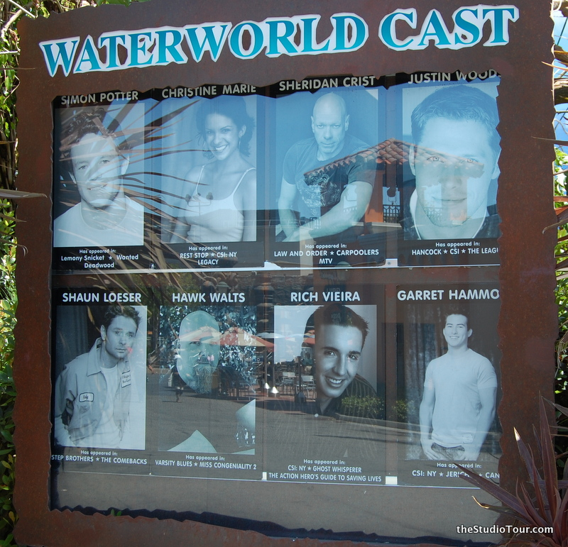 Waterworld Besetzung  Schauspieler amp Crew  Moviepilotde