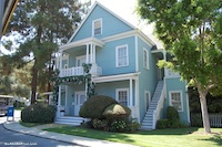 Something is. desperate housewives wisteria lane houses topic