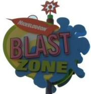 Nickelodeon Blast Zone logo