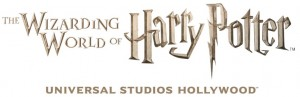 The Wizarding World of Harry Potter logo