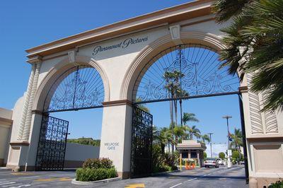 Paramount Studios - Melrose Gate (2008)